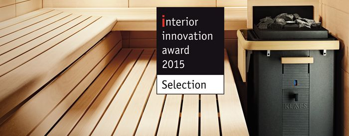 Interior Innovation Award - Poêle de sauna MAJUS
