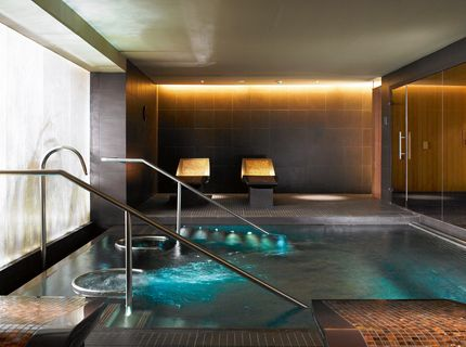 The Gleneagles® par ESPA: The Gleneagles® Hotel, Perthshire, Écosse