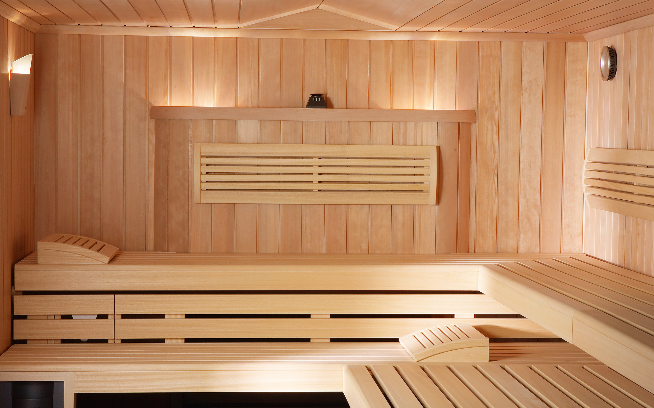 sauna premium le sauna de qualit sup rieure et personnalis. Black Bedroom Furniture Sets. Home Design Ideas